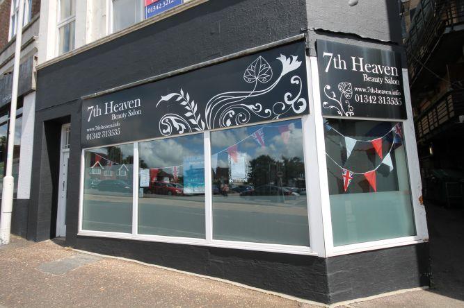 7th heaven for 7th heaven beauty salon
