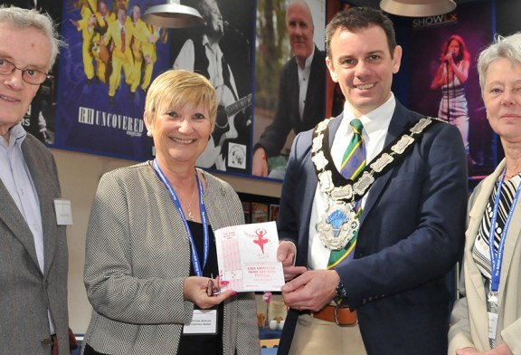 Mayor opens Music and Arts Festival