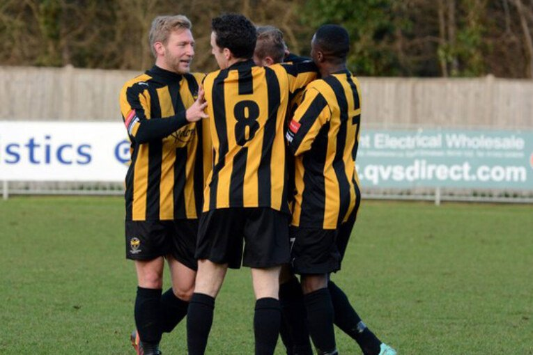 East Grinstead Town FC have avoided the drop