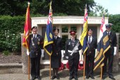 Armed Forces Day – 27th June East Court