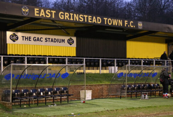 East Grinstead Town FC reveal friendly dates