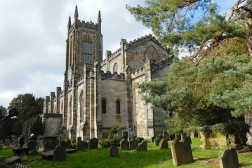 Free Tours of St Swithun's Church