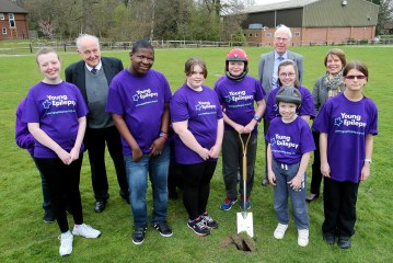 STARS needed to help epilepsy charity with their fundraising project