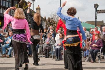 Dance in the High Street coming back to East Grinstead