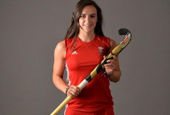 Mark Hughes' Daughter, Xenna, joins EG Hockey Club
