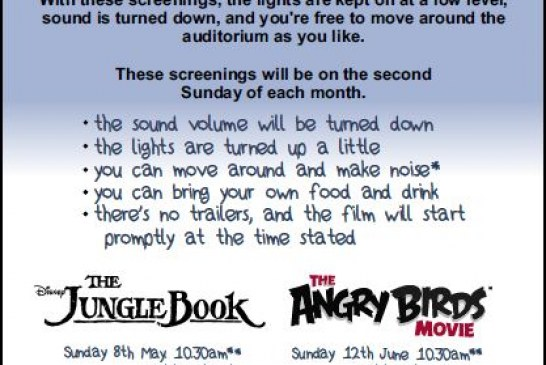 Autism Friendly Cinema