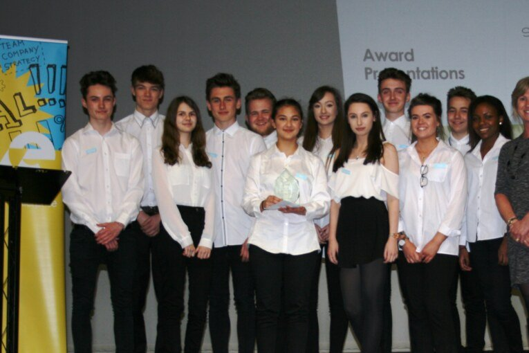Imberhorne School through to the Young Enterprise County Finals
