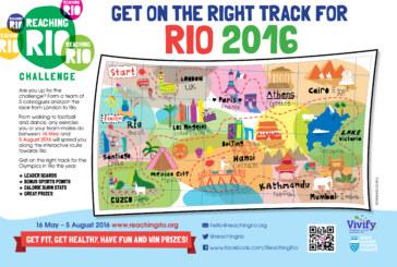 Reaching Rio Challenge