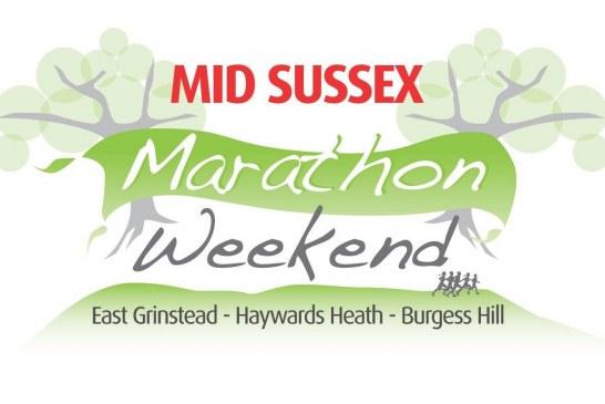 Record entries for Mid Sussex Marathon 2017