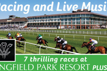 Age UK East Grinstead & District – 100 Tickets for Lingfield Park Racing and Live Music