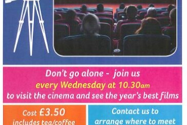 Age UK Wednesday Cinema Group