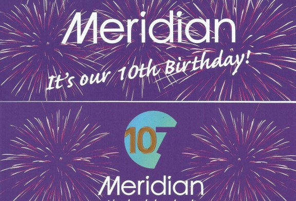 Happy 10th Birthday Meridian FM
