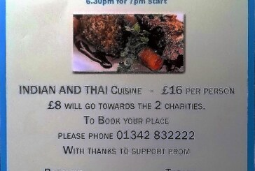 3rd Anniversary Charity Feast for 2 Local Charities