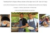 Tablehurst Farm  – Pizza Fridays