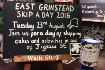 East Grinstead Skip A Day
