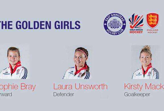 East Grinstead Hockey Club's Golden Girls