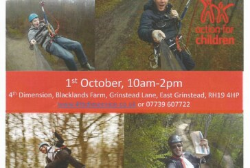 Charity Zip Line – Blacklands Farm