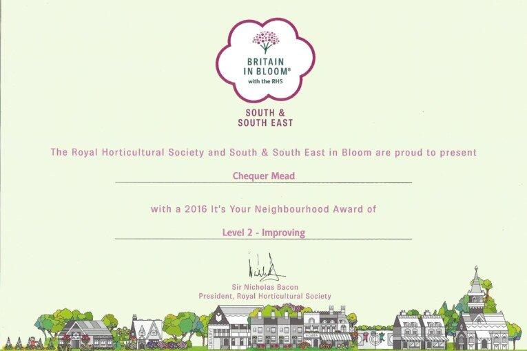 Briars Group Receives Award