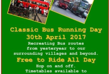 East Grinstead Classic Bus Day 2017