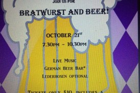 Will this be East Grinstead's Wurst Party Ever?