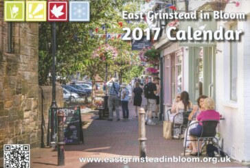 East Grinstead In Bloom Calendar 2017