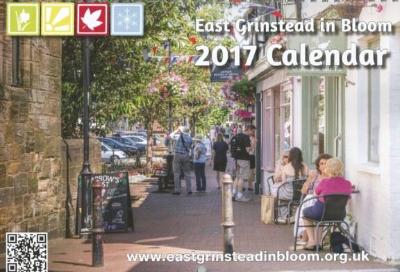 East Grinstead In Bloom Calendar 2017