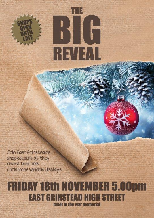 The Big Reveal 2016
