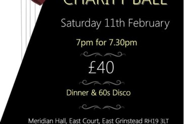 East Grinstead Town Mayor's Charity Ball