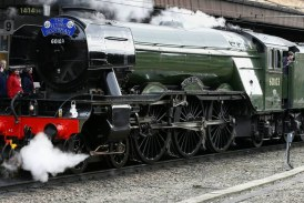 ***News Flash! Flying Scotsman tickets.***