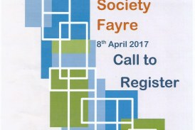 Register for Local Club and Society Fayre in East Grinstead Library