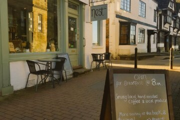 New business feathering their 'Nest' in East Grinstead