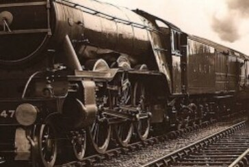 'Flying Scotsman' coming to East Grinstead