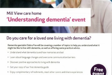 Are you living with dementia in East Grinstead