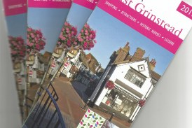 New tourism leaflet for East Grinstead