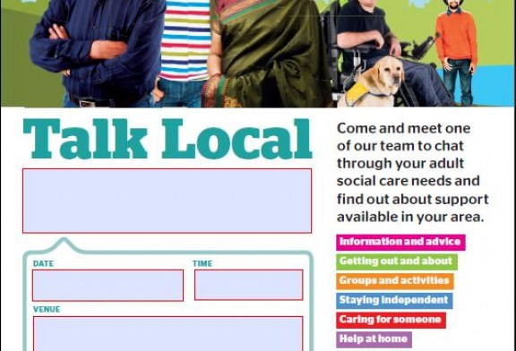 Talk Local – Supporting Lives Connecting People