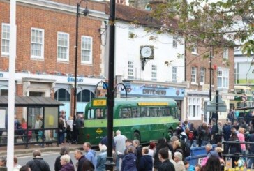 East Grinstead Bus Running Day