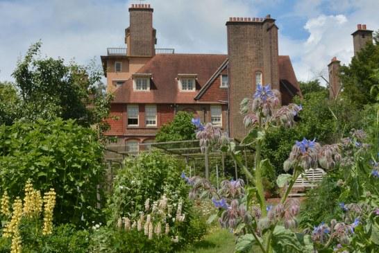 Arts & Crafts garden returns to its heyday