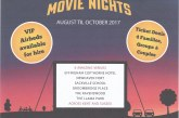 Cinestock Open-Air & Drive-in Movie Nights