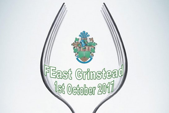 FEast Grinstead – Celebrate Food and Drink – 1st October