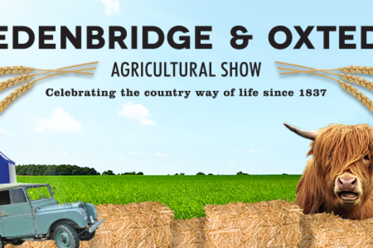 Edenbridge & Oxted Agricultural Show Sunday 27th and Monday 28th August 2017