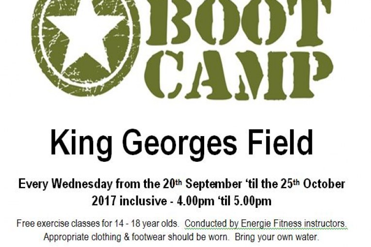 Town Council News -Free exercise classes for East Grinstead teenagers