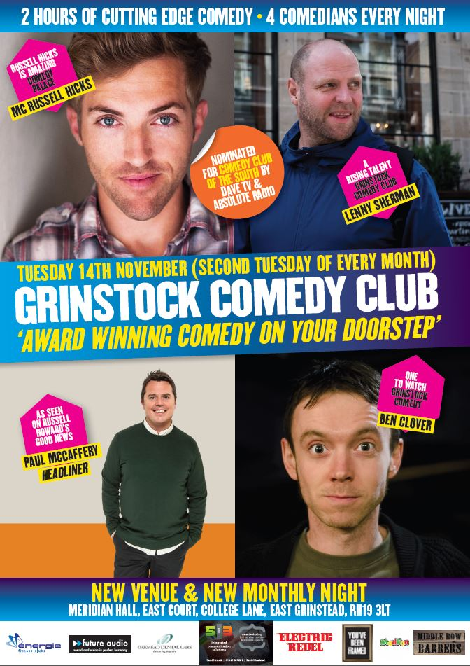 East Grinstead Comedy