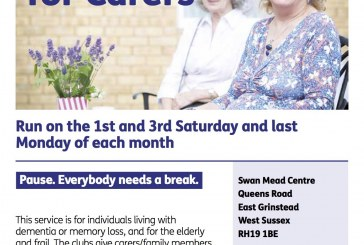 Carer Short Breaks Service (formerly the Saturday Club) Age UK EG & District