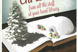 Christmas Opening Times at East Grinstead Library
