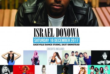 Street Dance Master Class with Israel Donowa