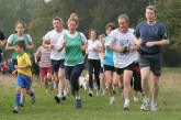 East Grinstead parkrun establishes itself