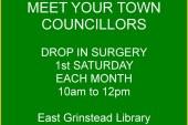 Meet your Town Councillors.