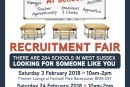 School Recruitment Fair