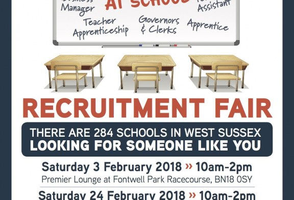 School Recruitment Fair
