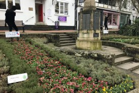 East Grinstead Town Council : The Silent Soldiers.